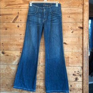 Chip & Pepper Ceasar wide leg jeans